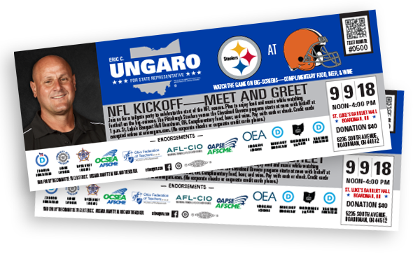 NFL KICKOFF—MEET AND GREET