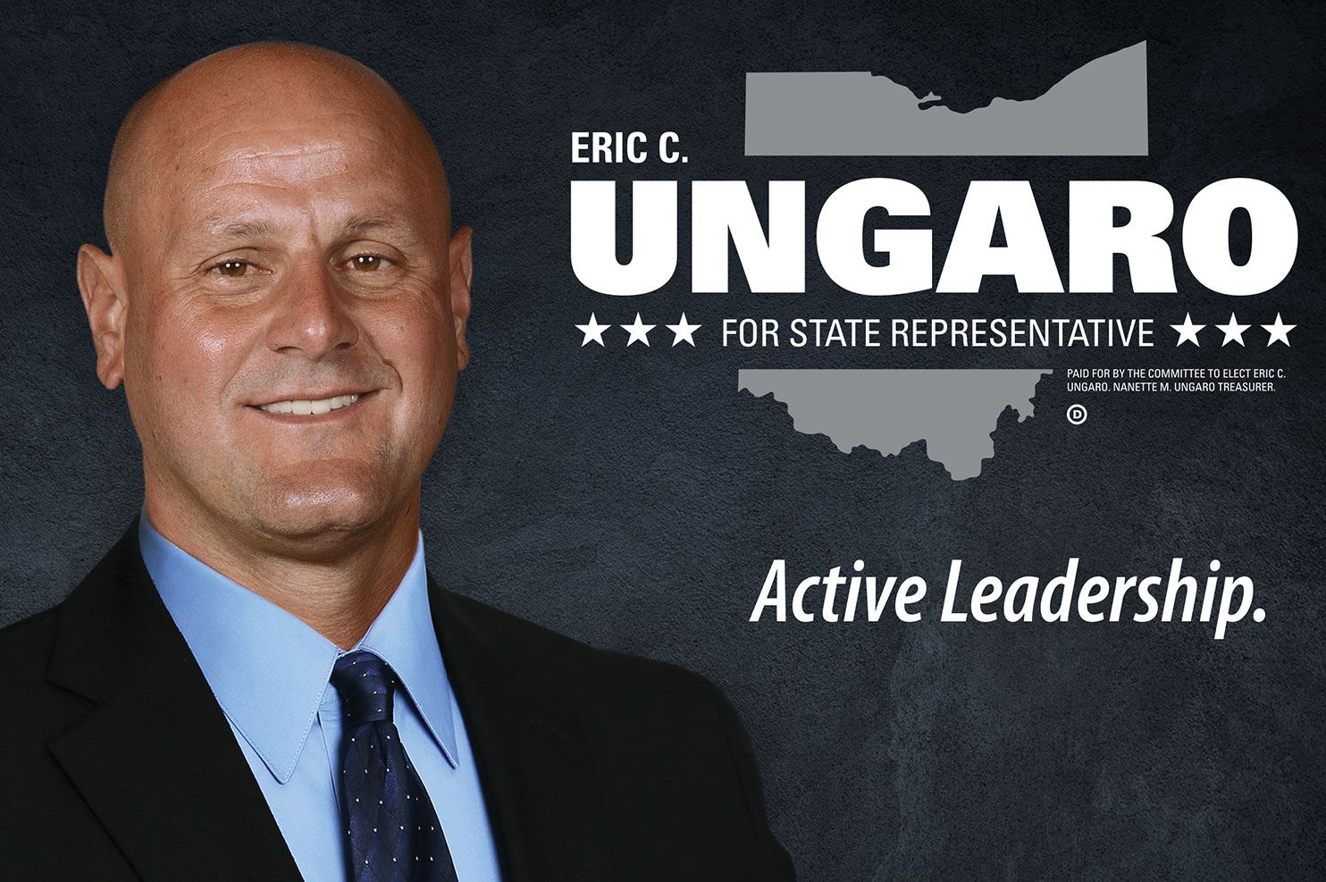 Opioid epidemic, education on agenda of state rep candidate Ungaro