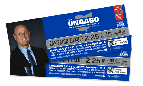 Campaign Kickoff Tickets