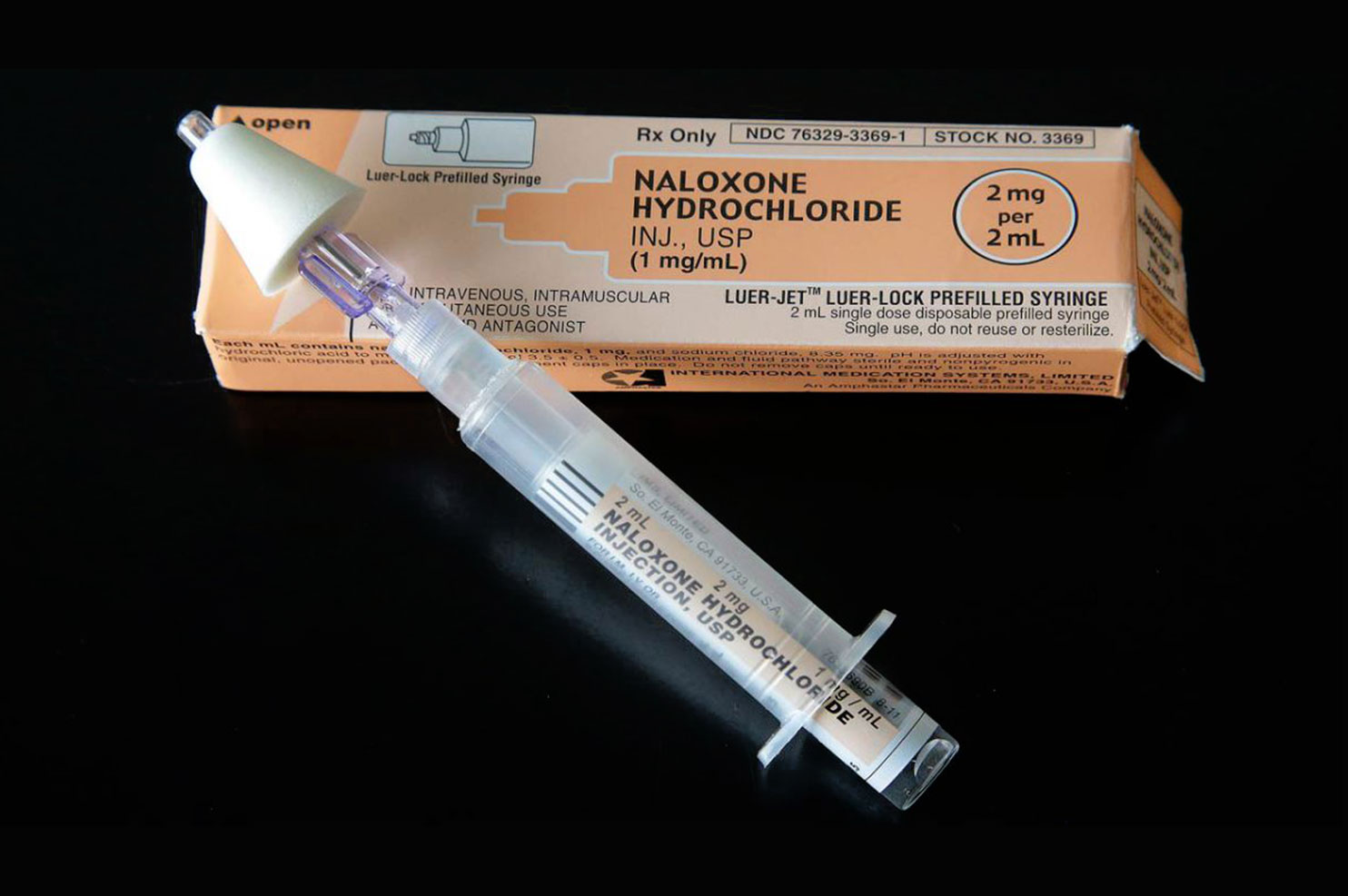 "Narcan—""There's so much more hope now."""
